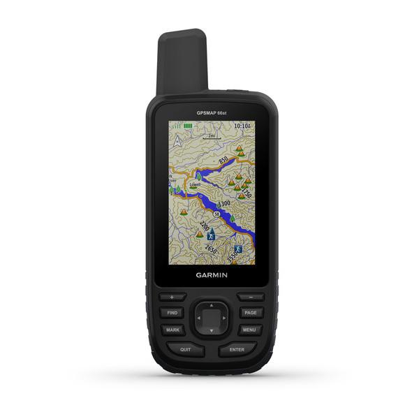 Garmin GPSMAP 66 ~ 大幅なバージョンアップになりました